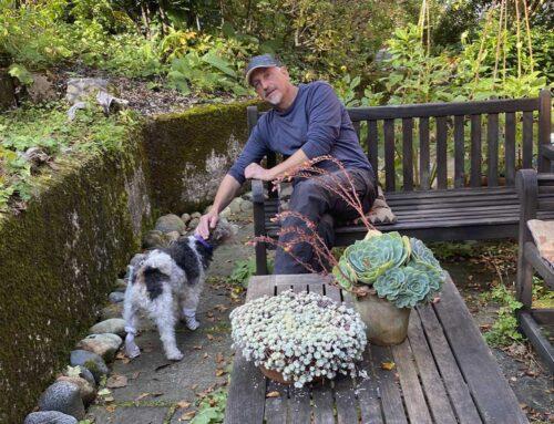 Artist in Residence October 2019 Steve Bretel